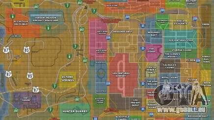 Happy MAP pour GTA San Andreas