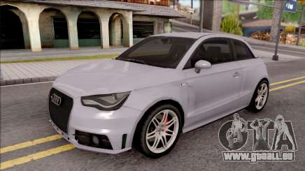 Audi A1 S-Line 2011 pour GTA San Andreas