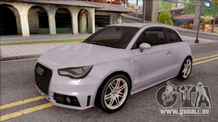 Audi A1 S-Line 2011 für GTA San Andreas