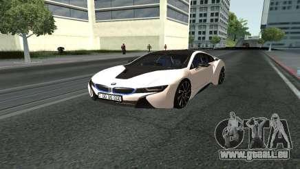 BMW i8 Armenian für GTA San Andreas
