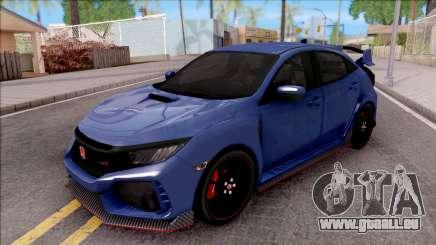 Honda Civic Type-R 2017 für GTA San Andreas