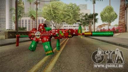 SFPH Playpark - Christmas K2 für GTA San Andreas
