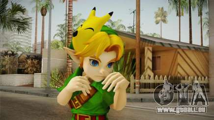 Hyrule Warriors - Young Link Skin pour GTA San Andreas