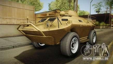 GTA 5 HVY APC für GTA San Andreas