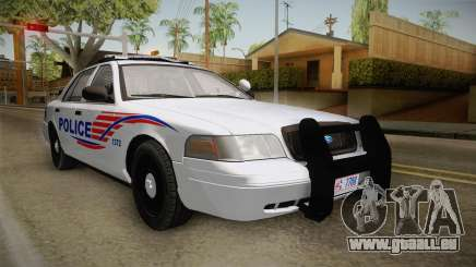 Ford Crown Victoria Police v1 pour GTA San Andreas