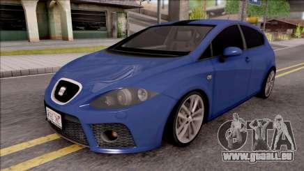 Seat Leon Cupra pour GTA San Andreas