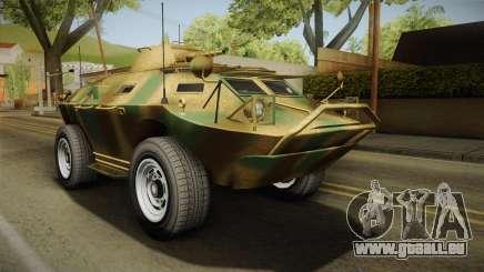 GTA 5 HVY APC IVF pour GTA San Andreas