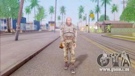 Le chef d'orchestre de S. T. A. L. K. E. R. pour GTA San Andreas