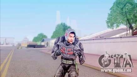 Le capitaine Ivantsov de S. T. A. L. K. E. R pour GTA San Andreas