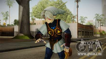 Hyrule Warriors - Fierce Deity Link Skin für GTA San Andreas