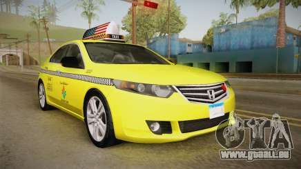 Honda Accord 2010 Taxi pour GTA San Andreas