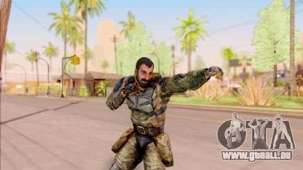 Vano von S. T. A. L. K. E. R. in overalls Freiheit für GTA San Andreas