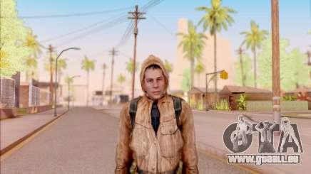 Degtyarev veste recrue de S. T. A. L. K. E. R. pour GTA San Andreas