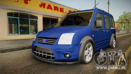Ford Tourneo Connect 2012 pour GTA San Andreas