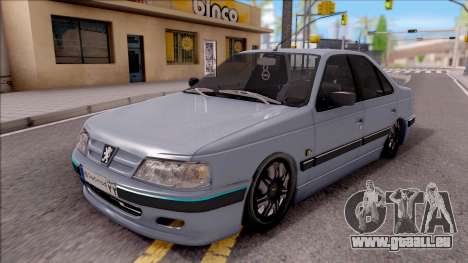 Peugeot Pars für GTA San Andreas
