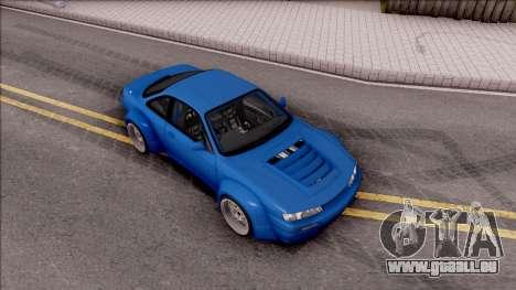 Nissan 200SX Rocket Bunny v2 für GTA San Andreas rechten Ansicht