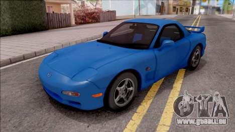 Mazda RX-7 1997 für GTA San Andreas