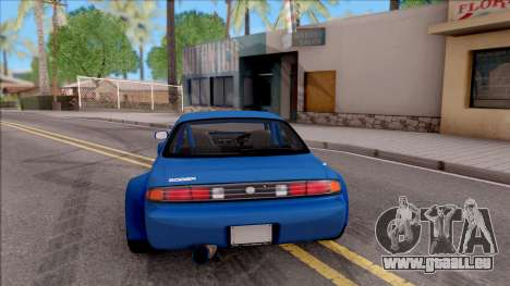 Nissan 200SX Rocket Bunny v2 für GTA San Andreas