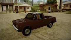 VAZ 2104 Pickup V2 für GTA San Andreas