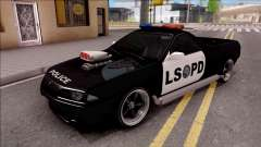 Nissan Skyline R32 Pickup Police LSPD