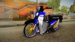 Honda C70 GBO