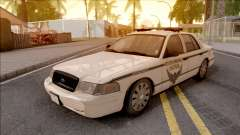Ford Crown Victoria 2010 OS Highway Patrol für GTA San Andreas