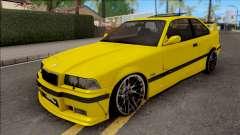 BMW M3 E36 BKworks pour GTA San Andreas