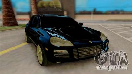 Porsche Cayenne S 2009 pour GTA San Andreas