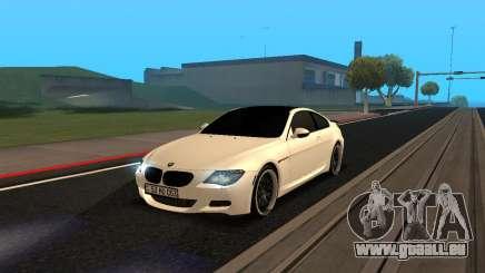 BMW M6 E63 Armenian für GTA San Andreas