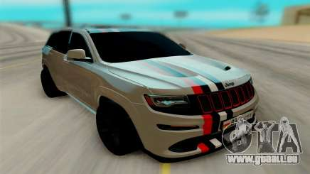 Jeep Grand Cherokee SRT für GTA San Andreas