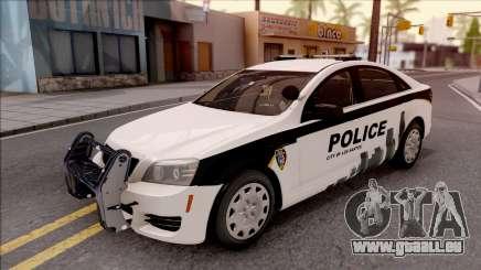 Chevrolet Caprice 2013 Los Santos PD v2 pour GTA San Andreas