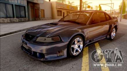 Ford Mustang Saleen 2000 IVF pour GTA San Andreas