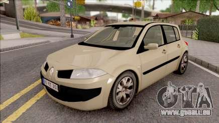 Renault Megane 2 HB Authentigue pour GTA San Andreas