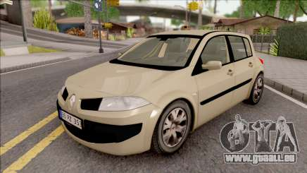 Renault Megane 2 HB Authentigue für GTA San Andreas
