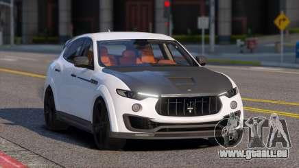 Maserati Levante Mansory pour GTA 5