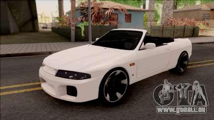 Nissan Skyline R33 Cabrio pour GTA San Andreas