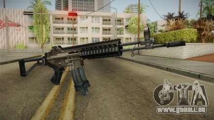 Daewoo DR-200 Assault Rifle pour GTA San Andreas