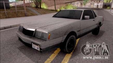 GTA IV Declasse Sabre pour GTA San Andreas