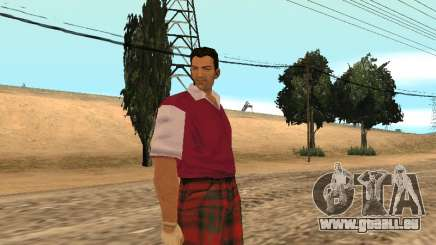 Tommy Vercetti Golf pour GTA San Andreas