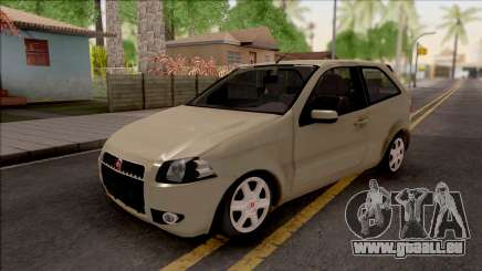 Fiat Palio 3 Puertas pour GTA San Andreas