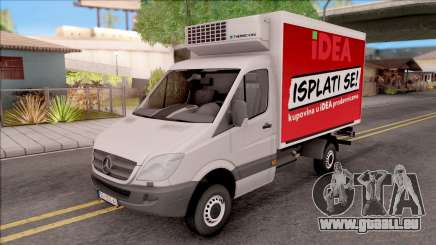 Mercedes-Benz Sprinter Transporter für GTA San Andreas