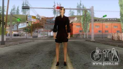 Female Sweater One Piece v3 pour GTA San Andreas