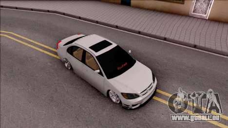 Honda Civic E.K MODS pour GTA San Andreas vue de droite