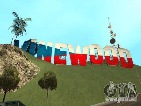 Czech Vinewood für GTA San Andreas