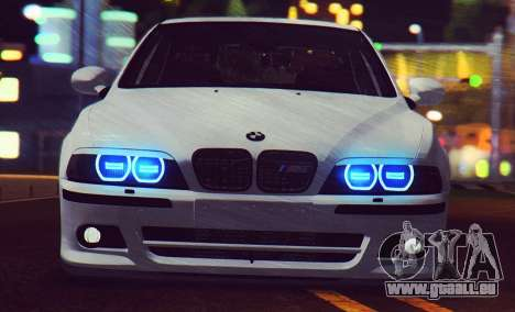BMW M5 E39 (2017 re-styling) pour GTA San Andreas