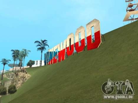 Czech Vinewood für GTA San Andreas zweiten Screenshot