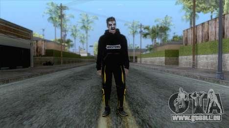 Random Skin v20 für GTA San Andreas zweiten Screenshot