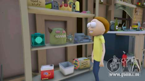 GTA 5 Morty Smith (Rick and Morty) [Add-On] 1.1 dritten Screenshot