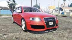 Audi RS6 Avant (C6) [replace]