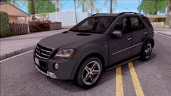 Mercedes-Benz ML 63 AMG 2009